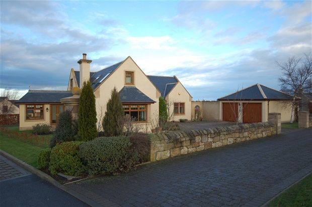 Thumbnail Detached house for sale in Quarrywood, Spynie, Elgin