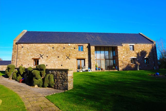 Thumbnail Detached house for sale in Woolaston Grange, Woolaston