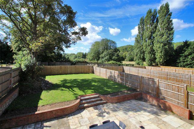 Show Home Garden of Old Parsonage Mews, High Street, Farningham, Dartford DA4