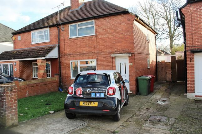 Thumbnail Semi-detached house to rent in Surrey Avenue, Slough, Berkshire