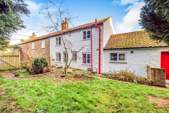 2 bed semi-detached house for sale in The Street, Hindolveston, Dereham