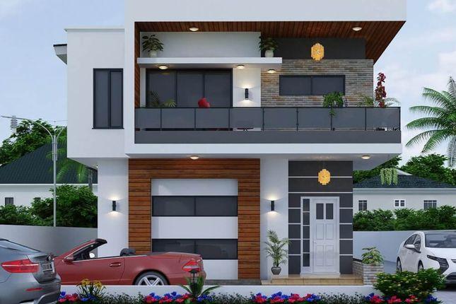 Thumbnail Detached house for sale in 5 Bed Duplex, Amen Estate Phase 2 Eleko Beach Road Lekki Lagos, Nigeria