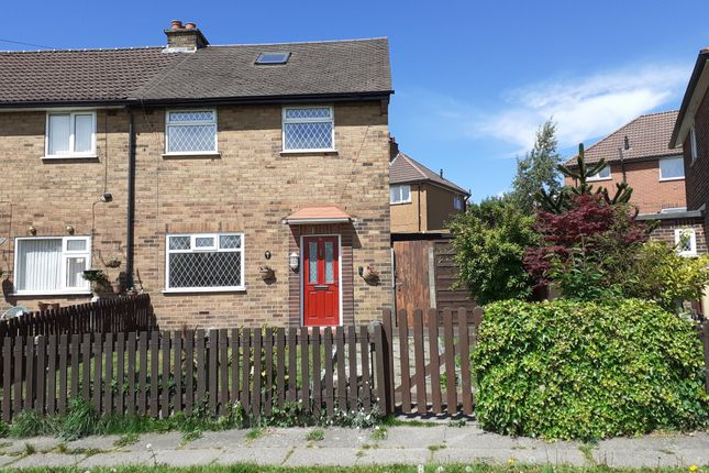 Thumbnail Semi-detached house to rent in Wordsworth Avenue, Farnworth, Bolton