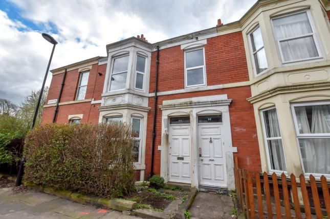 Thumbnail Flat for sale in Lodore Road, High West Jesmond, Newcastle Upon Tyne, Tyne And Wear