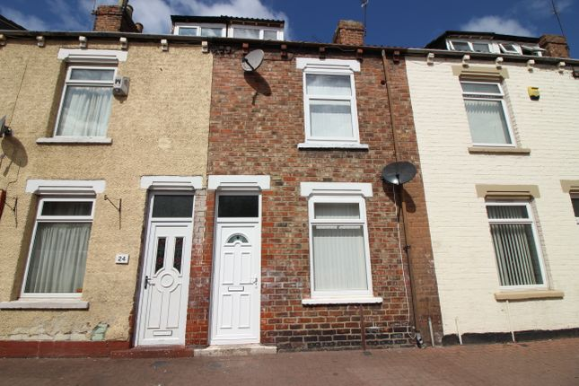 Thumbnail Terraced house to rent in Harford Street, Middlesbrough