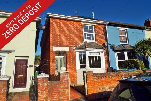 Thumbnail Property to rent in Gordon Road, Fareham