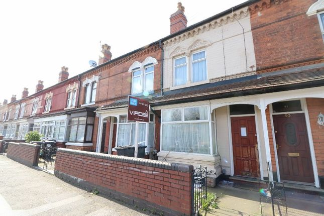 Terraced house for sale in The Broadway, Witton