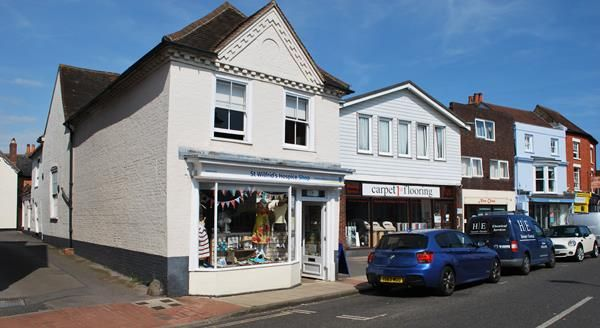 Thumbnail Retail premises for sale in 38 High Street, Emsworth, Hampshire