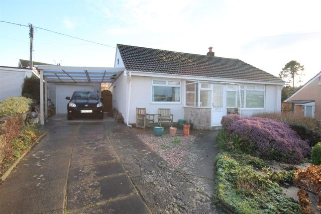 Thumbnail Detached bungalow for sale in Glan Y Mor, Glan Conwy, Colwyn Bay