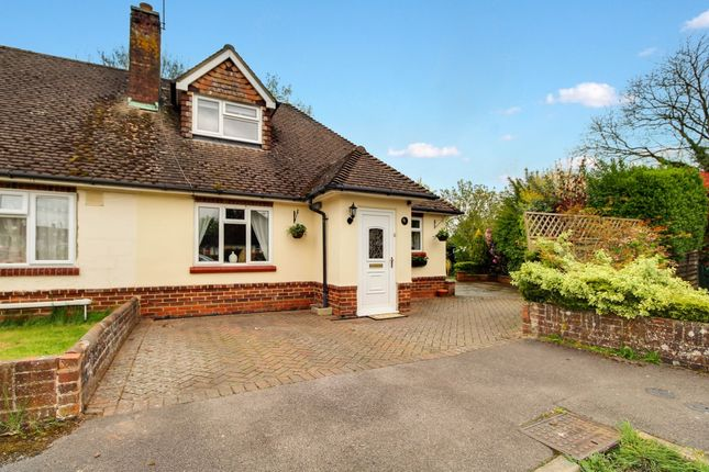 Thumbnail Bungalow for sale in Raven Road, Hook, Hampshire