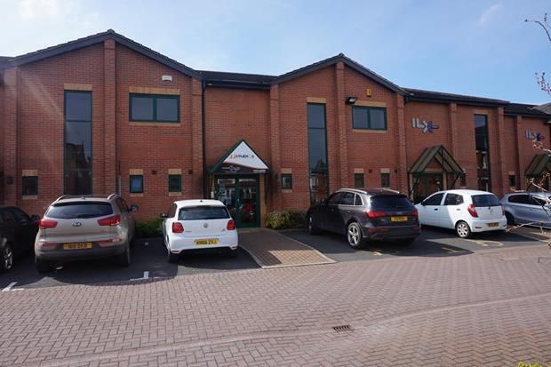 Thumbnail Office to let in First Floor, 4 George House, Beam Heath Way, Nantwich, Cheshire