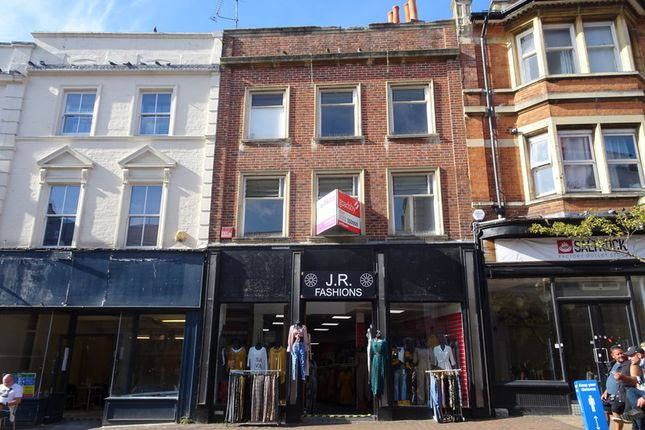 Retail premises to let in Old Christchurch Road, Bournemouth