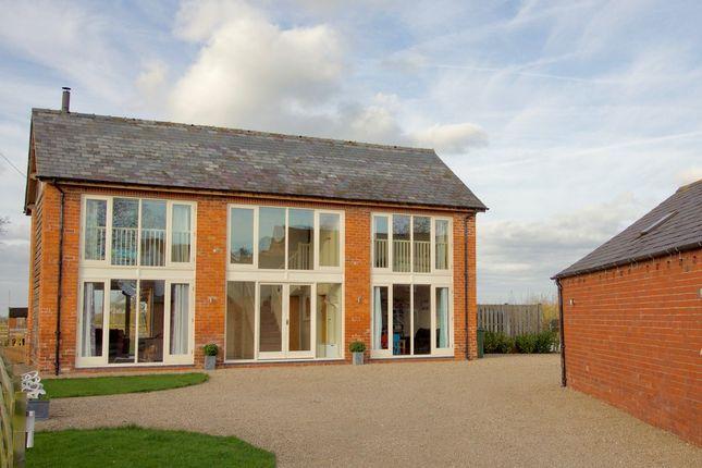 Thumbnail Barn conversion for sale in Worthenbury, Wrexham