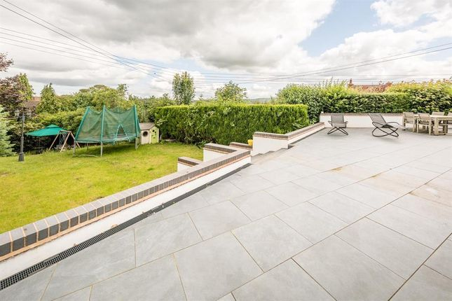 Garden of Heather Drive, Kinver DY7