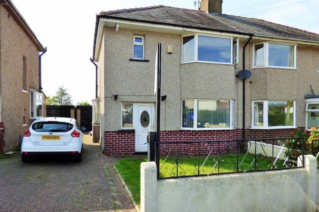 Thumbnail Semi-detached house for sale in Thirlmere Road, Burnley