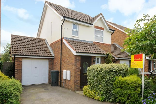 Detached house for sale in Bicester, Oxfordshire