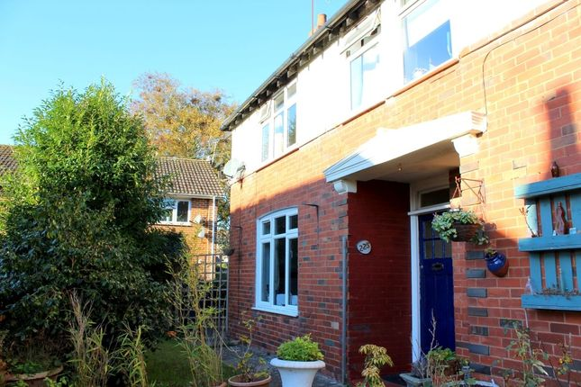 Thumbnail Semi-detached house for sale in Manstone Avenue, Sidmouth