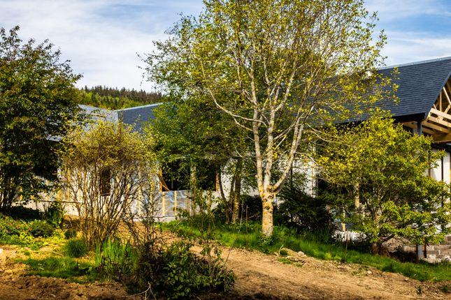Thumbnail Detached house for sale in Achnacloich, Balhomais Farm, Aberfeldy