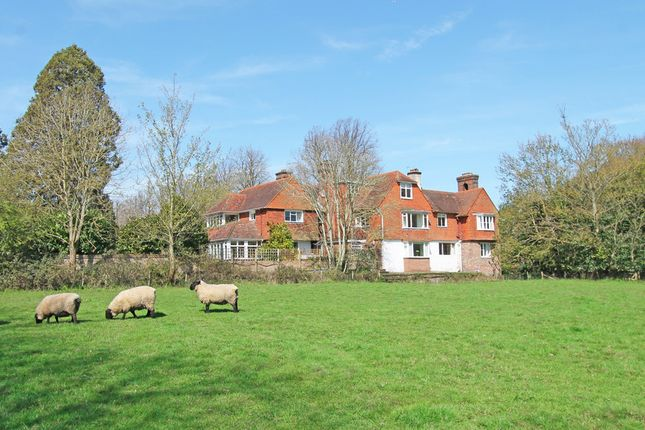 10 bed detached house for sale in Rectory Lane, Playden, Rye