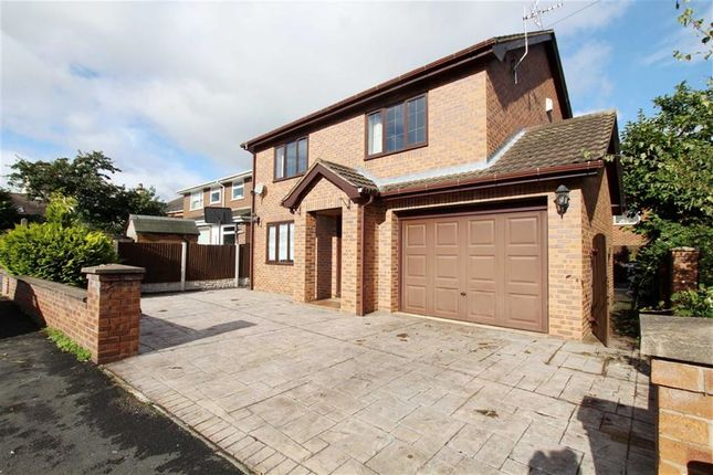 Thumbnail Detached house to rent in Maxwell Avenue, Mancot, Deeside