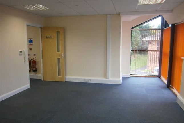 Office to let in Unit 14 Cunningham Court, Lions Drive, Blackburn