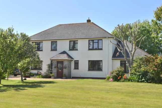 Thumbnail Detached House For Sale In Ruan Minor Helston Cornwall