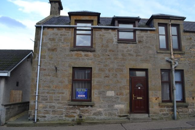 Semi-detached house for sale in Harbour Street, Hopeman, Elgin