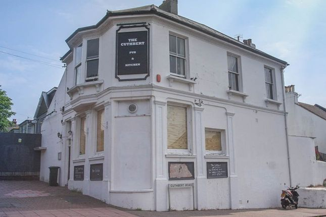 Land for sale in Freshfield Road, Brighton