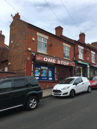 Thumbnail Flat for sale in Hartington Road, Leicester