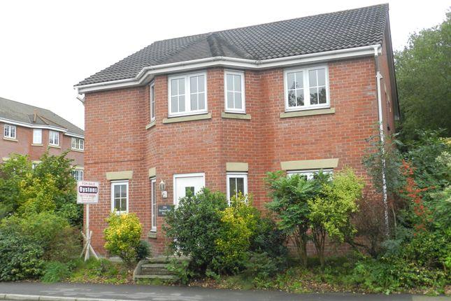 Thumbnail Detached house to rent in Brownedge Road, Bamber Bridge, Preston