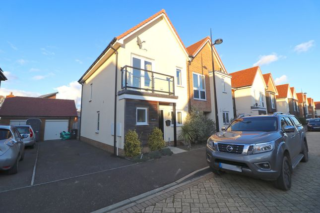 Thumbnail Semi-detached house to rent in Sunflower Lane, Polegate, East Sussex