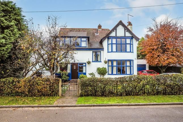 Thumbnail Detached house for sale in Beeston Fields Drive, Beeston, Nottingham, Nottinghamshire