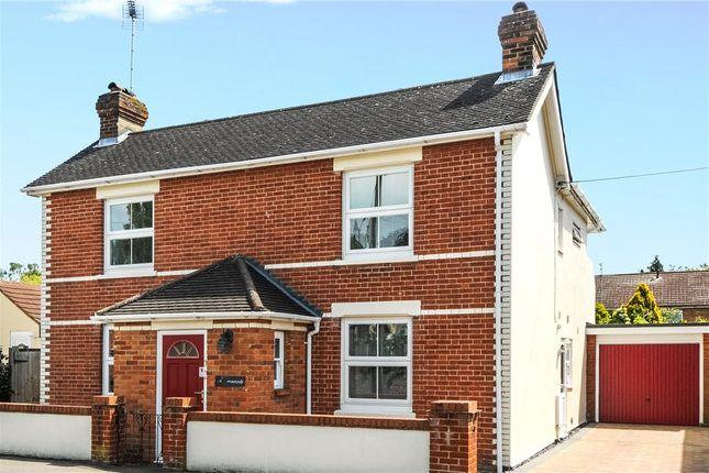 Thumbnail Detached house for sale in Owlsmoor Road, Sandhurst, Berkshire