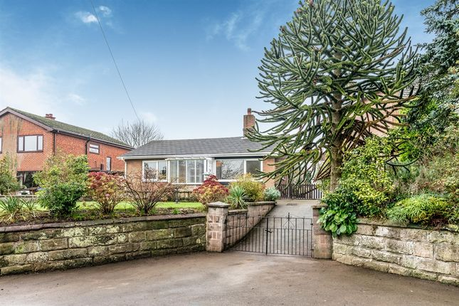 Thumbnail Detached bungalow for sale in St Michaels Road, Stramshall, Uttoxeter