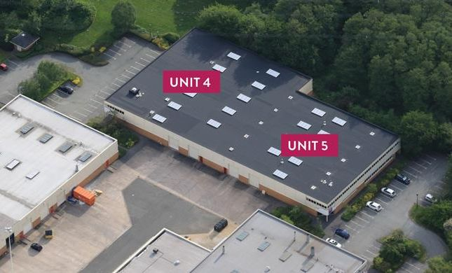 Thumbnail Light industrial to let in Units 4 & 5 Pembroke Court, Manor Park, Runcorn, Cheshire