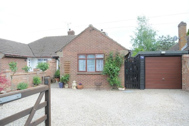 Thumbnail Semi-detached bungalow for sale in Fourth Avenue, Chelmsford, Essex