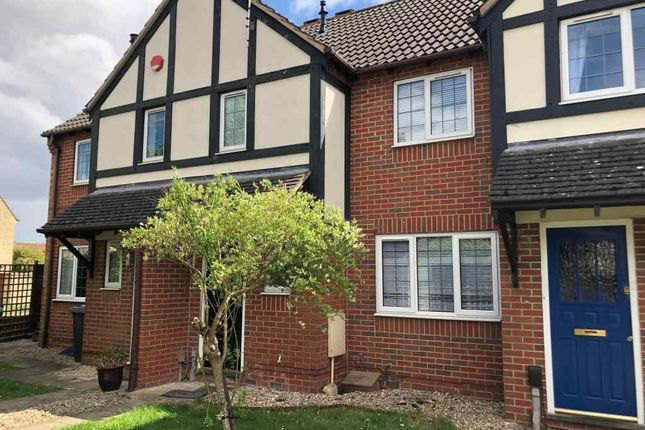 Thumbnail Terraced house to rent in Mallard Close, Quedgeley, Gloucester