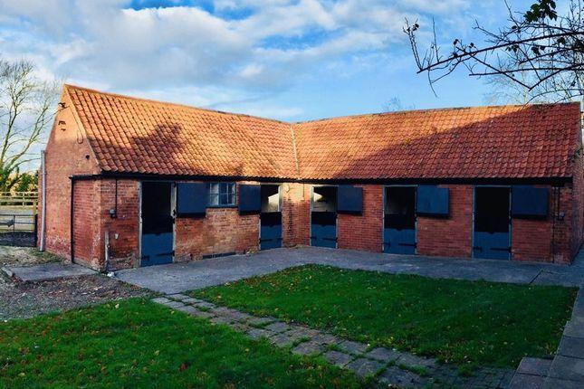 Thumbnail Land to rent in Markham Moor, Retford