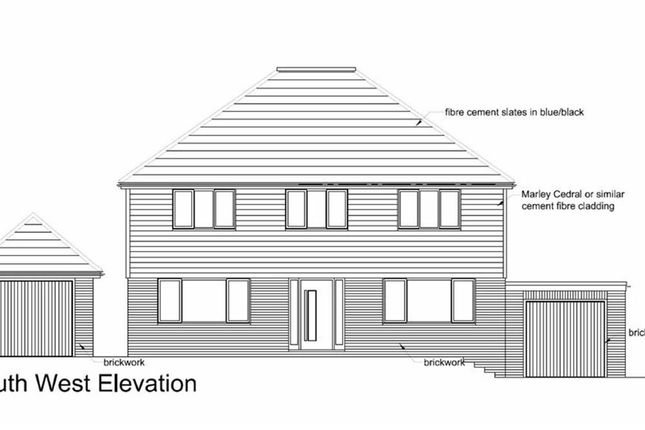 Thumbnail Land for sale in Rear Of 56 Filsham Road, St Leonards-On-Sea, East Sussex