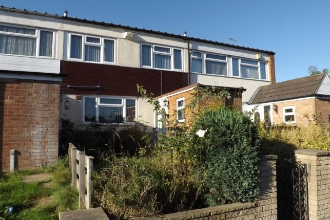 Thumbnail Terraced house for sale in Sark Drive, Smiths Wood, Birmingham