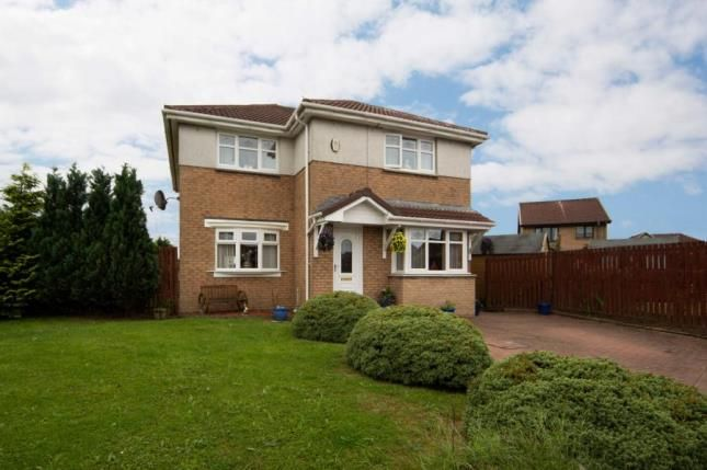 Thumbnail Detached house for sale in Castlehill Crescent, Chapelhall, Airdrie, North Lanarkshire