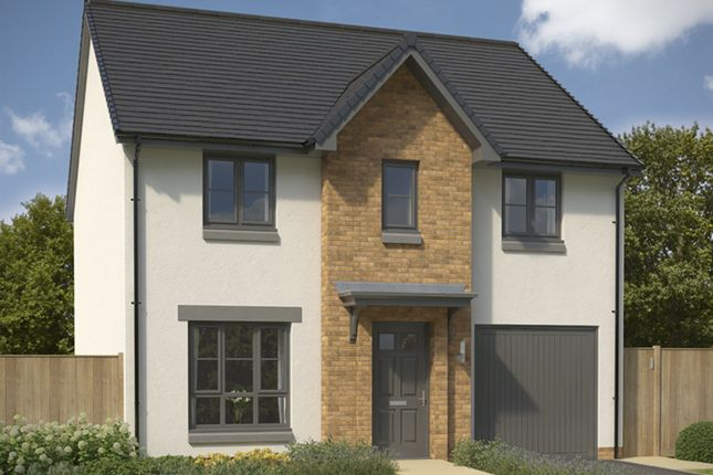 "Thumbnail Detached house for sale in ""Fenton"" at Kingswells, Aberdeen"