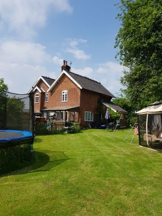Thumbnail Cottage to rent in Church Road, Willingham St Mary