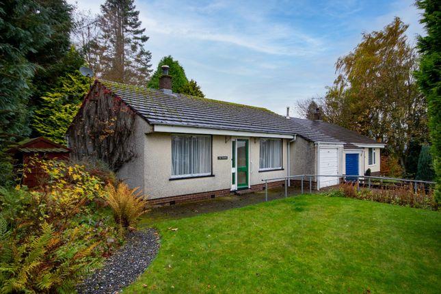 Thumbnail Semi-detached bungalow for sale in 4 Jefferson Garth, Greystoke, Penrith