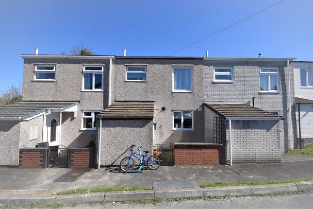 Thumbnail Terraced house for sale in Glan Gwy, Station Road, Rhayader, Powys