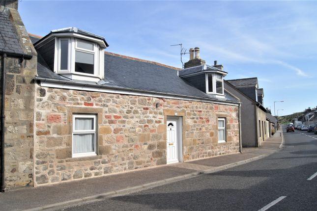 Thumbnail Cottage for sale in Gordon Street, Portgordon