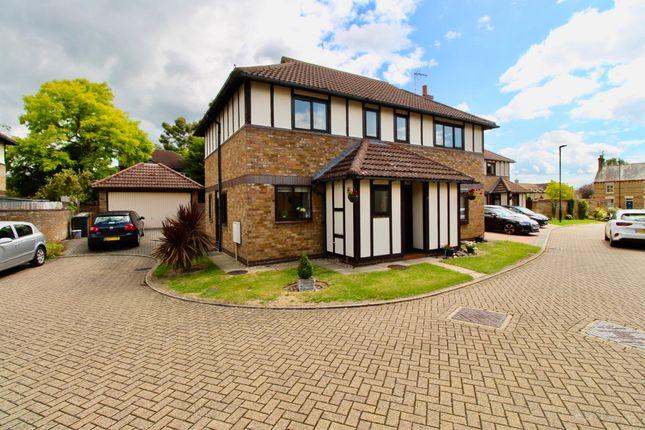 Thumbnail Detached house for sale in Crester Drive, Werrington, Peterborough