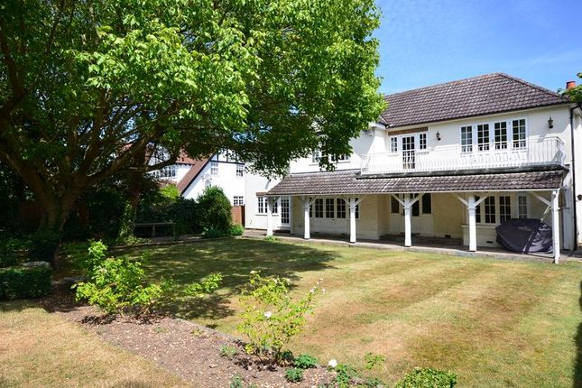 Thumbnail Detached house to rent in Dorney Reach Road, Dorney Reach, Maidenhead