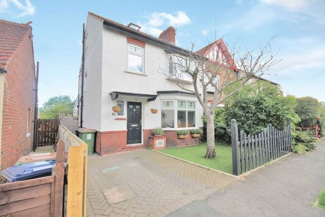 Thumbnail End terrace house for sale in Ruskin Avenue, Saltburn-By-The-Sea