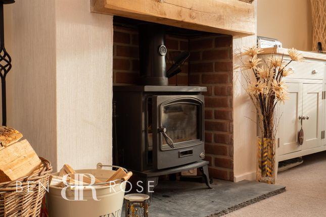 Lounge Fireplace of Hoghton Road, Leyland PR25